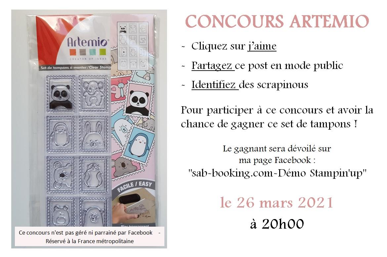 Concours Artemio