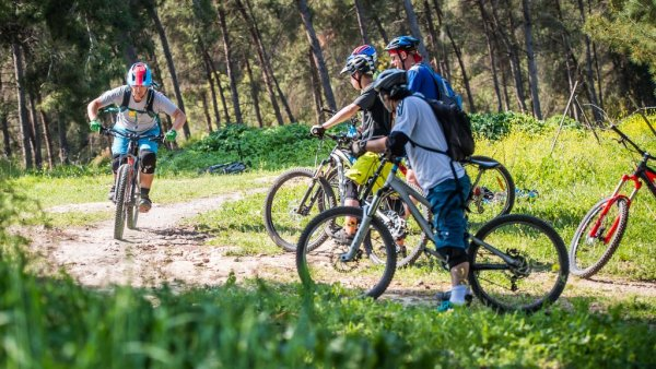 קורס יסודות אופני הרים