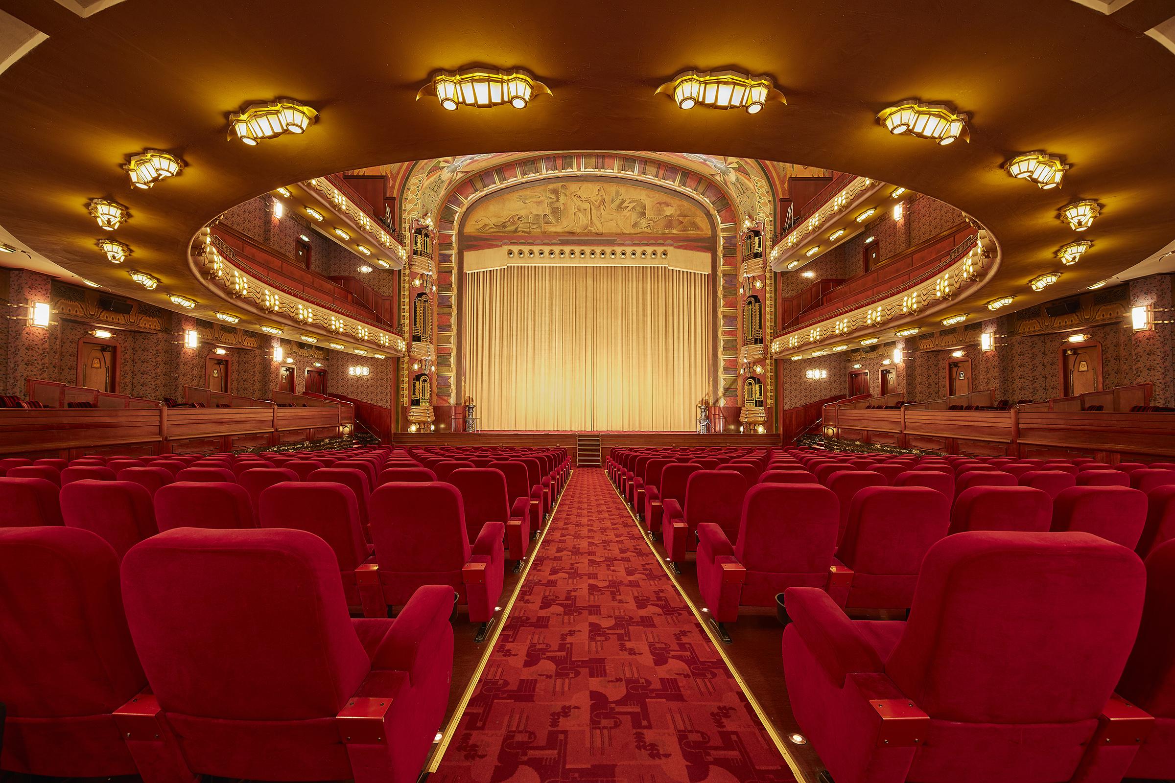 הקולנוע היפה בעולם