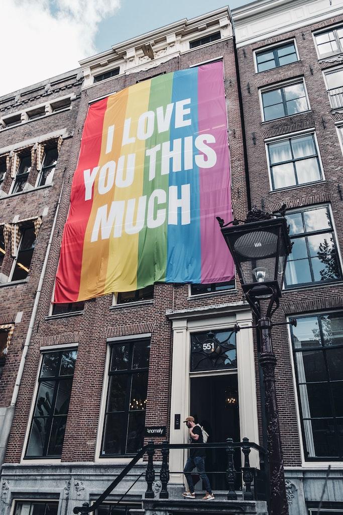 גאווה באמסטרדם