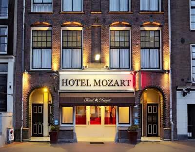 הזמנת בתי מלון באמסטרדם