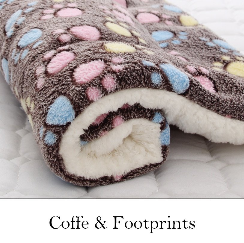 1Pc Comfortable Soft Thickened Pet Mat