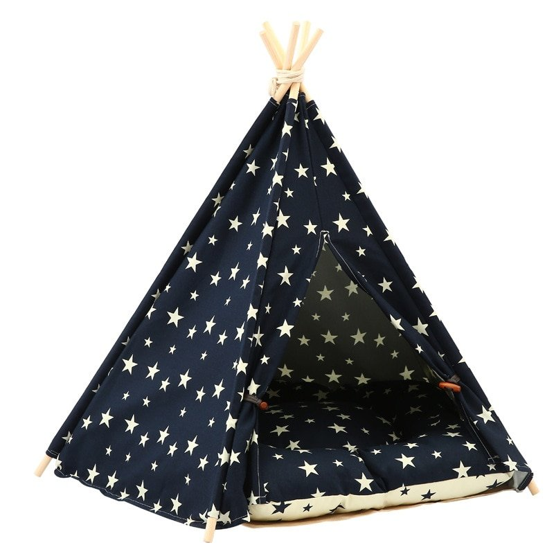 Cool Pet Teepee Bed