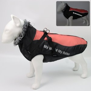 Jacket For Big Dogs