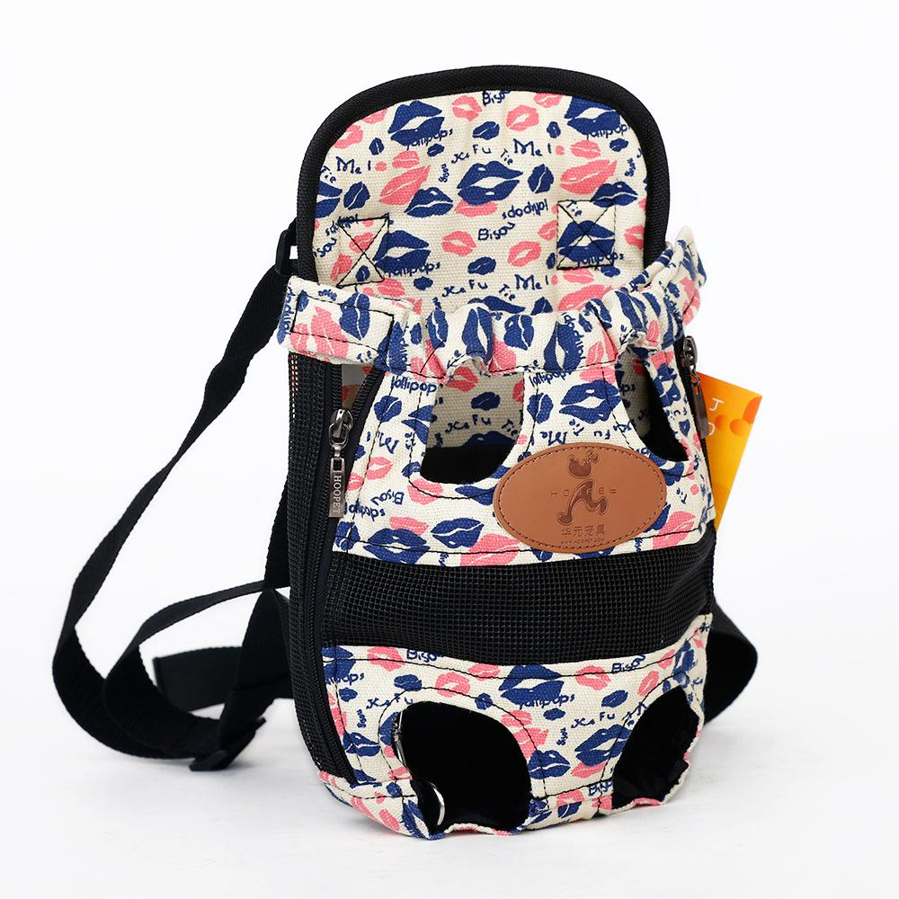 1Pc Comfortable Pet Carrier Backpack