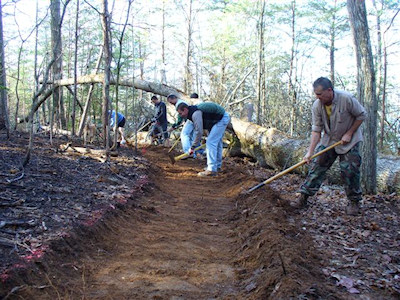 Jackrabbit Trail Construction - Hayesviille, NC