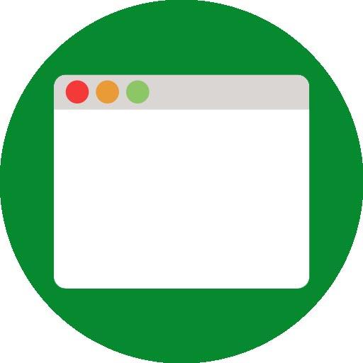Icono de Diseño de Páginas Web en Sabadell