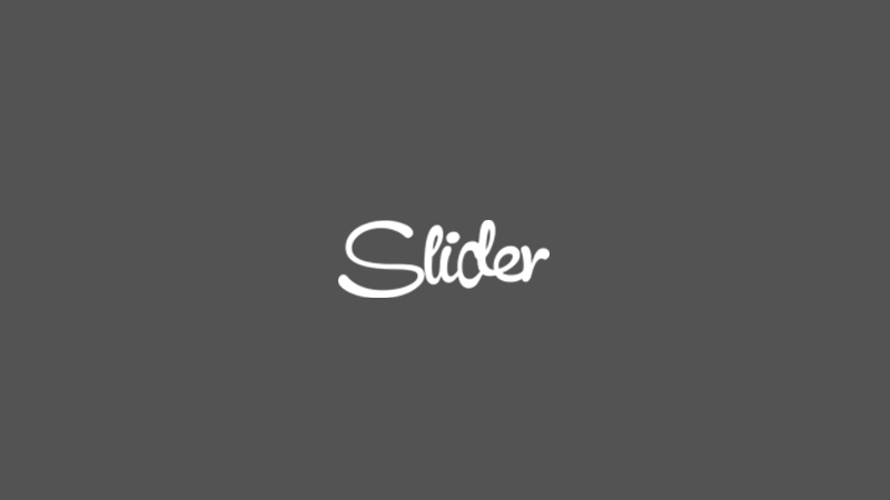 Logotipo de Slider Shop