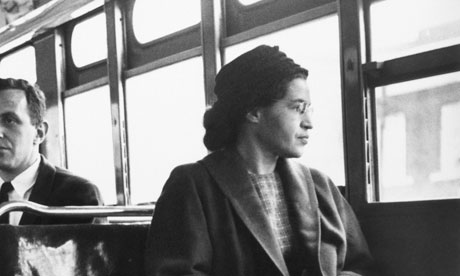 Rosa Parks: Sitting Down to Make a Stand