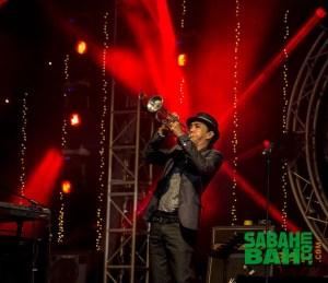 KK Jazz Festival 2013 Kota Kinabalu, Malaysia