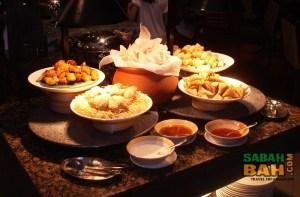 Buka puasa treats at Shangri La Tanjung Aru's Ramadan Buffet