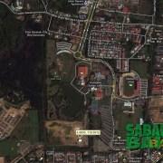 The Likas Driving Range at the Likas Sports Complex in Kota Kinabalu