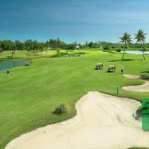 Nexus Karambunai Golf Course in Kota Kinabalu