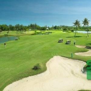 Nexus Karambunai Golf Course in Kota Kinabalu