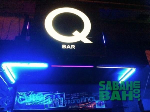 Q Bar - Kota Kinabalu's Fun Loving, Straight Friendly LGBT Bar
