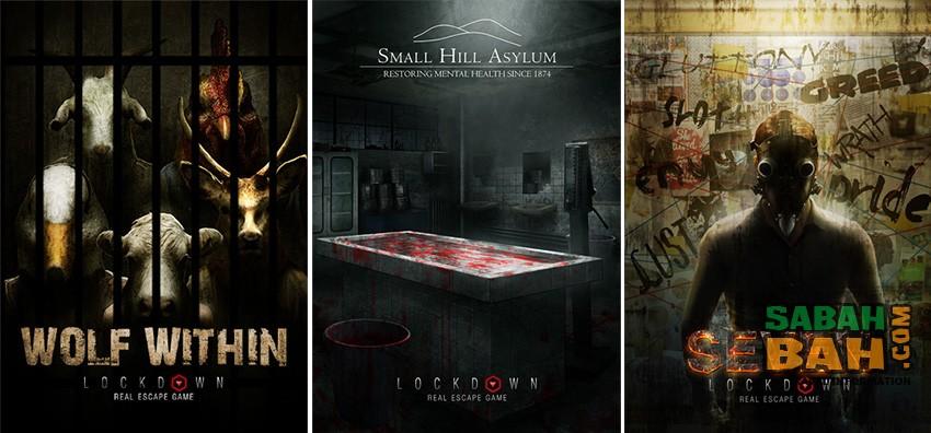 Lockdown - Real Escape Room Games