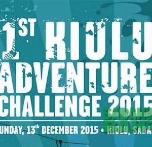 1st Kiulu Adventure Challenge, Tamparuli, Sabah, Malaysia