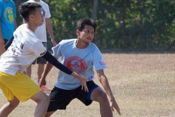 Play Ultimate Frisbee in Kota Kinabalu, Sabah, Malaysia