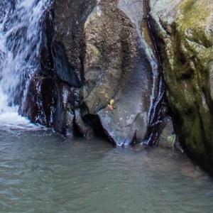 Kiansom Waterfall Trekking in Kota Kinabalu, Sabah