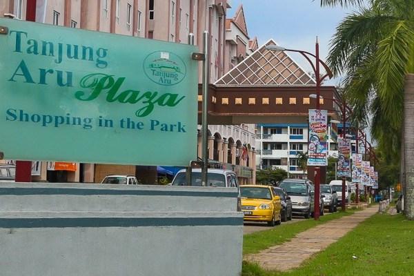 Tanjung Aru Plaza in Kota Kinabalu, Sabah
