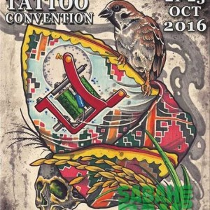 2nd Sabah International Tattoo Convention, Hyatt Regency, Kota Kinabalu, Sabah, Borneo