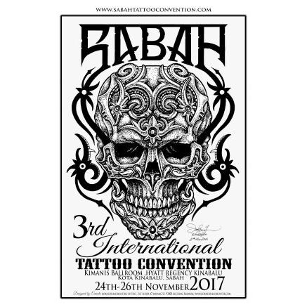 Sabah International Tattoo Convention