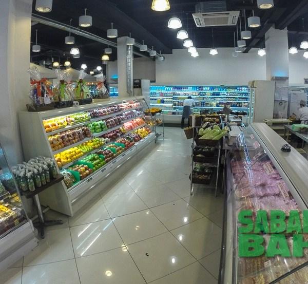 Tong Hing Supermarket in Gaya Street, Kota Kinabalu, Sabah