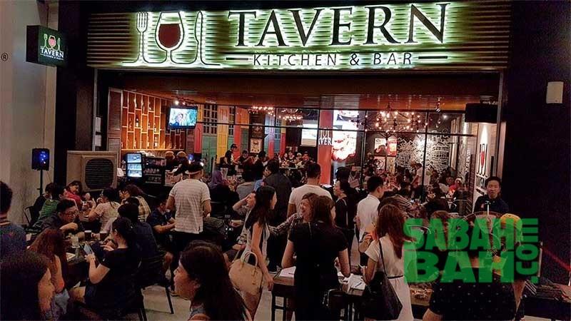 Tavern Kitchen And Bar Kota Kinabalu Menu