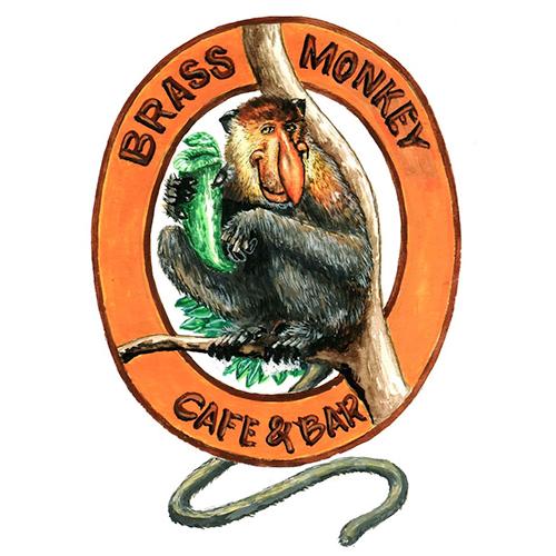 Brass Monkey Cafe & Bar, Kota Kinabalu, Sabah, Borneo, Malaysia - SabahBah.com