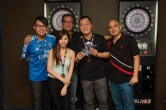 Team MVG: Henry,Siauwei, David, Mau.