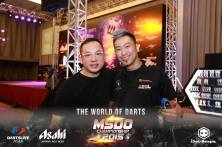Eddie Chow (CEO IDM) & Larry Wong.