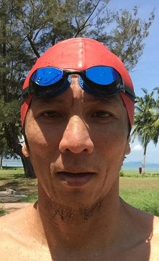 Triathlete gearing up for The Championship