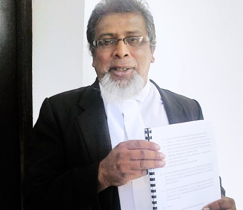 Lawyer apologises but cannot withdraw statement