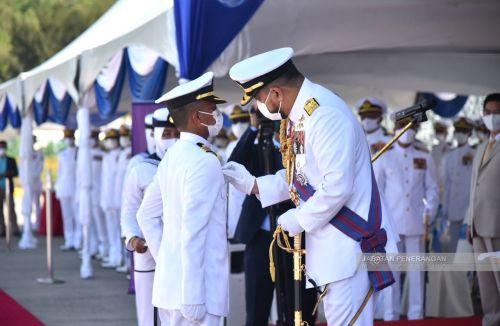 Keupayaan Armada Timur Dipertingkat
