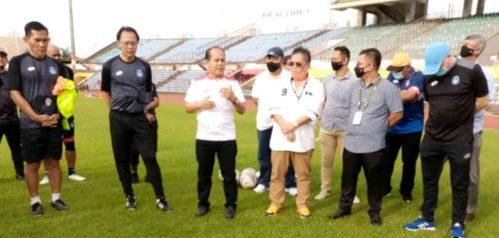 Kim Swee Mampu Perbaiki Prestasi Sabah FC – Jelani