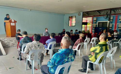 MAN Anjur Program Pemerkasaan Adat di Ranau