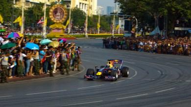 Photo of Формула 1 на Ратчадамнэн в Бангкоке
