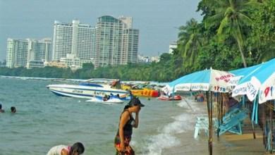 Photo of Пляжу в Паттайе грозит исчезновение