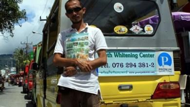 Photo of В Патонге и Пхукете ограничат цены на услуги такси