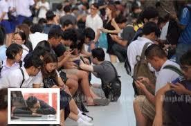 Photo of Согласно опросу тайцы пристрастились к интернету