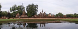 Amazing Archaelogical Complex known as the Sukhothai Era