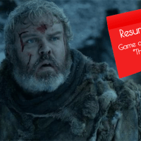 "Resumen X ^ Game of Thrones 6 (5/10) ""Hodor"", digo ""The Door""."