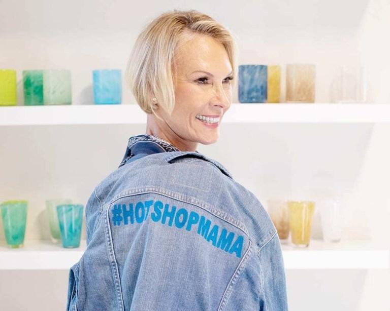 Hot Shop Mama Jacket