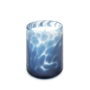 Pigeon Blue Candle