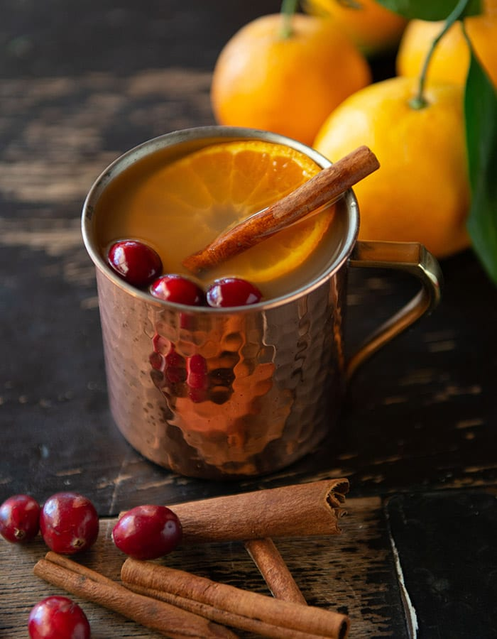 Holiday Hot Cider
