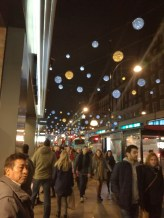 Man in Oxford Street
