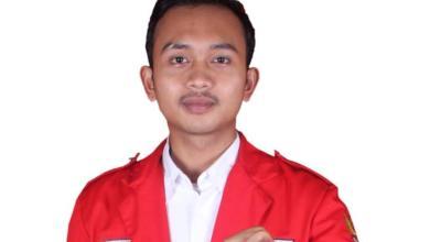 TB Muhamad Afandi Selaku ketua DPC GMNI Pandeglang