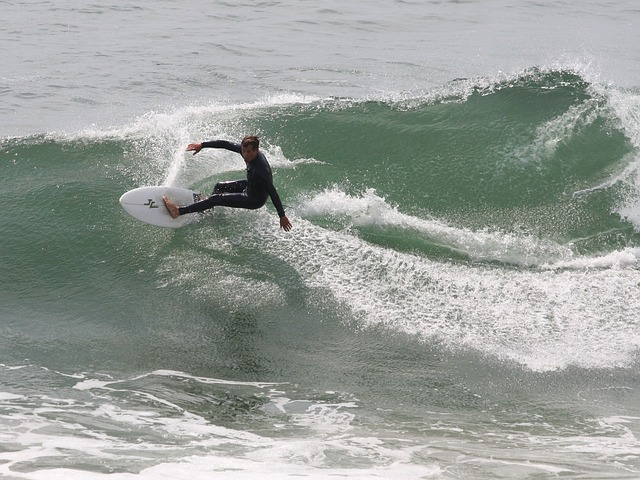 Surfing Australien Sabbatår