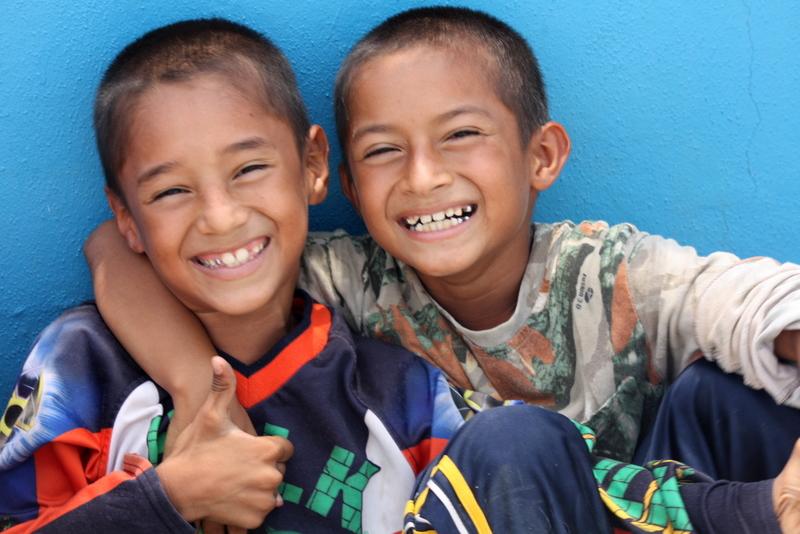 Drenge Honduras Volontør Sabbatår