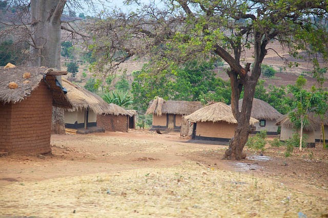 Landsby Malawi Sabbat
